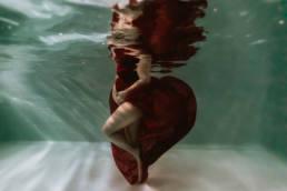 photo grossesse sous l'eau montpellier