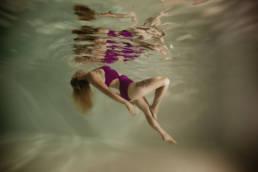 séance photo dans l'eau underwater photographie à Montpellier